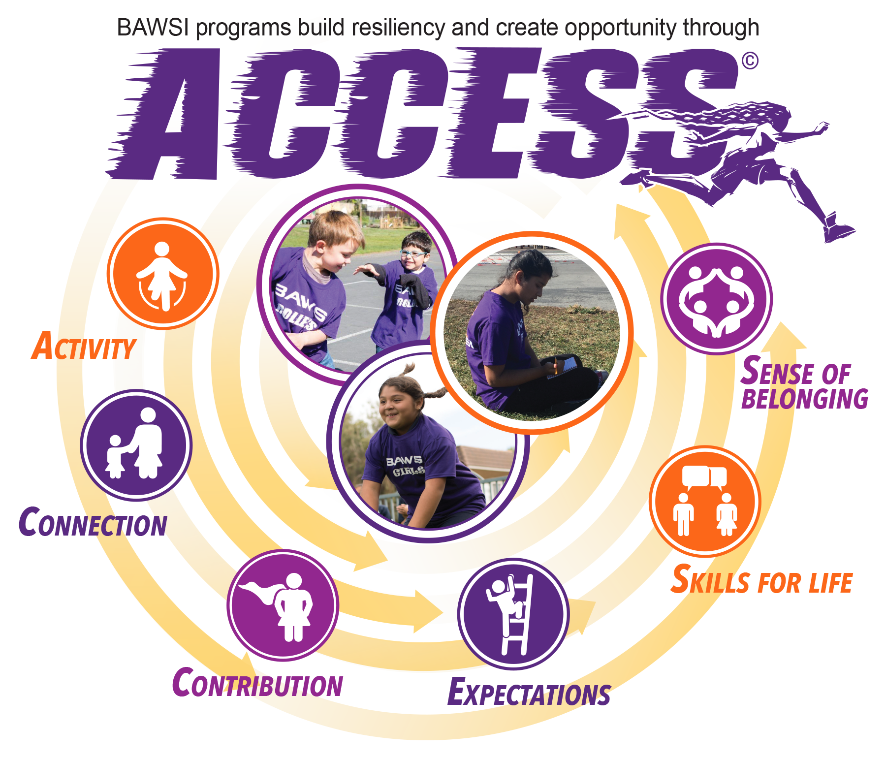 ACCESS graphic
